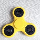 EDC Fidget Spinner Toy Banana Yellow