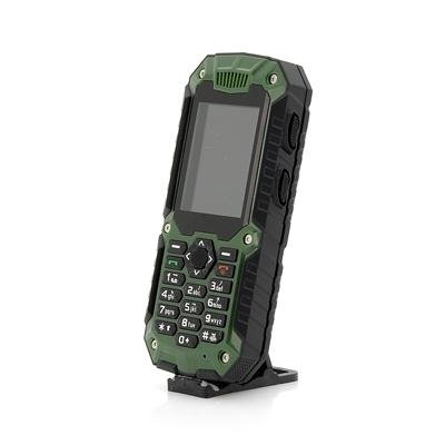 Freelander i40 Rugged Phone (Green)