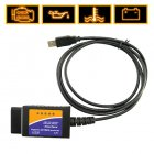 ELM327 USB To VAG-COM Car Diagnostics Cable