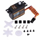 EMAX ES3001 Standard 43g Servo for RC Helicopter Boat Airplane black