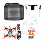 EMAX Tinyhawk II Freestyle 2.5 Inch 115mm Wheelbase FPV Racing Drone RTF Frsky D8 Runcam Nano 2 Camera 200mW VTX 5A ESC as shown