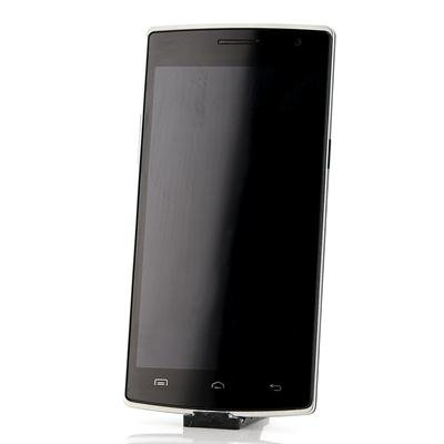 DOOGEE KISSME DG580 Phone (Black)