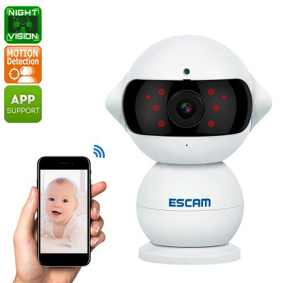 ESCAM QF200 IP Camera