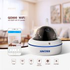 ESCAM Speed QD800WIFI ONVIF HD 1080P P2P Private Cloud Waterproof Security WiFi IP Camera