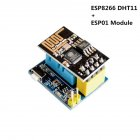 ESP8266 DHT11 Temperature and Humidity WiFi Module Wireless Module ESP-01 DHT11+ESP01