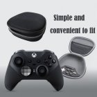 EVA Gamepad Box Console Carrying Case Protective Cover for XBOX ONE/Slim/X Nintend Switch PRO Controller Storage Travel Bag black