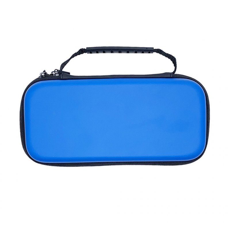 EVA Hard Carrying Cover Case Game Bag for NS Switch Lite Host Controller Storage Box blue