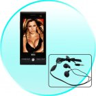 Earphone for CVFD M129 Barcelona   Quadband Dual SIM Wifi Touchscreen Worldphone