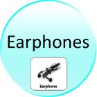Earphones for CVFD M141 Fusion   WiFi Quadband Dual SIM Cellphone