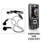 Earphones for  CVOG M93   The Machismo Cellphone  Did you    misplace    your earphones