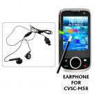Earphones for CVSC M58   The Beatle Cellphone Did you    misplace    your earphones