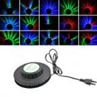Eastvita® Xl40-b Disco Dj Stage Lighting LED RGB Crystal Magic Ball Effect DMX Light