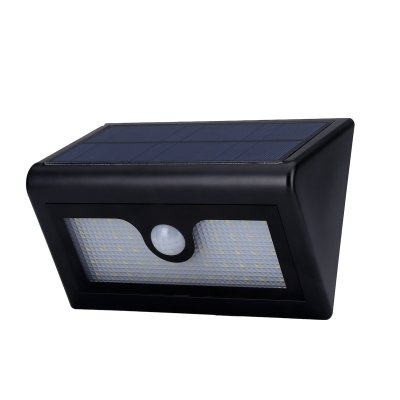Outdoor LED Security Light Solar Powered