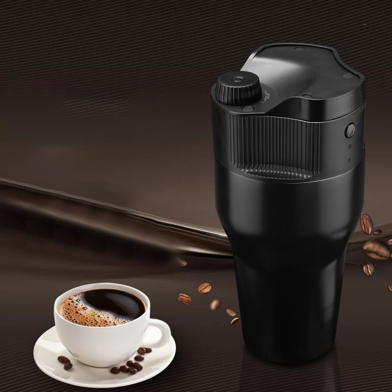 Portable Coffee Maker Travel Mug