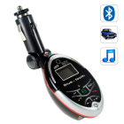 Easy to use MP3 car kit that has simple to use bluetooth and entertainment functions    Order today for yourself or sell to potentially millions of customers on