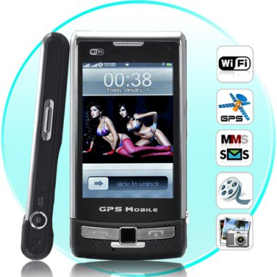 GPS Cellphone