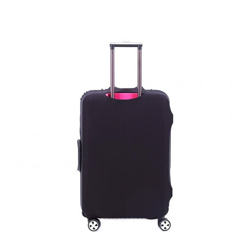 Elastic Luggage Protective Cover Suitcase Dust-proof Anti Scratch Bag Case