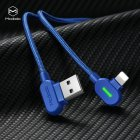 Mcdodo Buttom 8 Pin Charging Game Cable-Blue