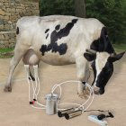 Electric Milking Machine Portable Breast Pump Cow Sheep Milking Eqipment  Cattle British regulatory