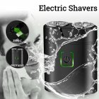 Electric Waterproof Shavers for Men
