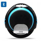 Electric Unicycle has 350W of power  a Samsung Lithium Battery  can reach speeds of up To 18km h  has a Bluetooth Speaker as well as two USB Outputs