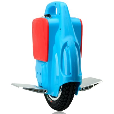 Electric Unicycle 'Uni-Wheel Sky' (Blue)