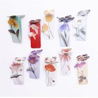 Elegant Chic 3D Butterfly Bookmark Random Color