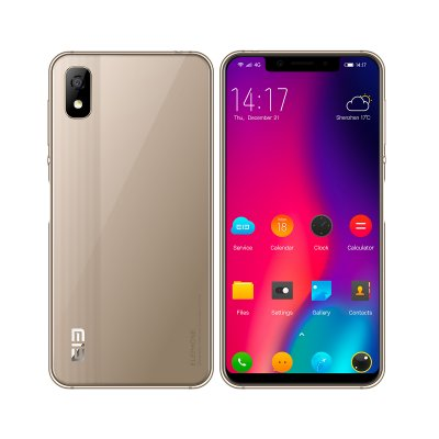 Elephone A4 4G Phablet (Gold)