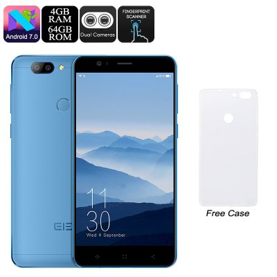 Elephone P8 Android Phone (Blue)
