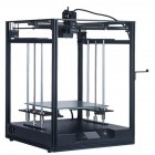 Elf Large Size Fast Assembly 3D Printer CoreXY Dual Z Axis 300   300   330mm DIY Kit 3 5 Inch Touch Screen