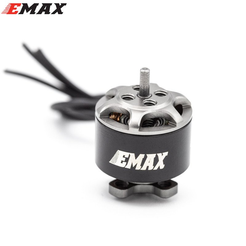 Emax FPV RC Motor ECO1106 4500KV 6000KV brushless motor for FPV For Multi Axis RC Racing Drone 6000KV