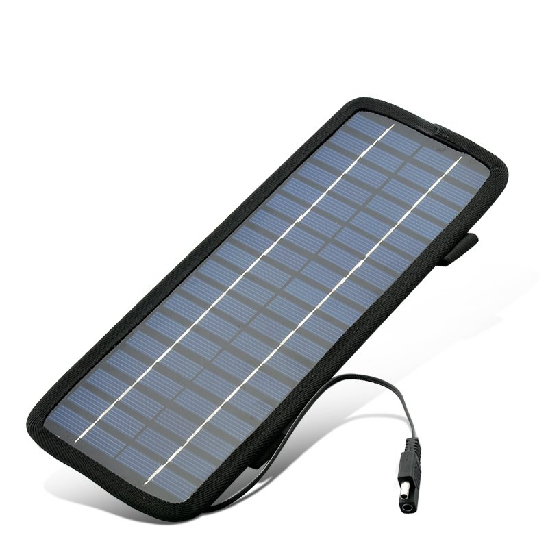 3.5w 18v Emergency Solar Battery Charger