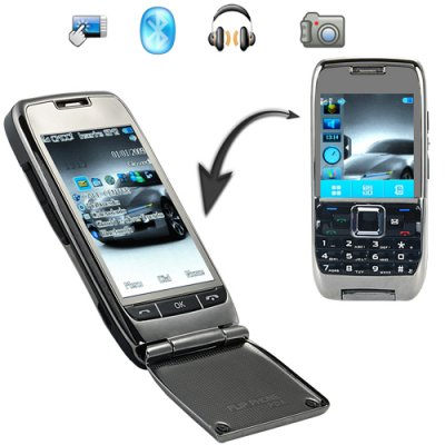 3 Inch Touchscreen Dual SIM World Phone