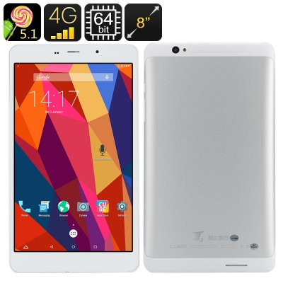 Cube T8 Plus 4G Tablet