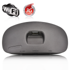 Enjoy true wireless freedom with the Dual Connection 3G   802 11n Wireless Router  Instantly turn your home connection into a high speed 802 11n WiFi hotspot