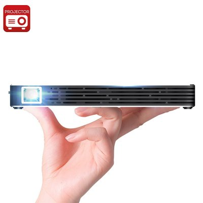 TOUMEI C800 DLP LED Projector