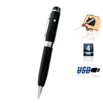 Flash Disk Pen Laser