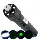 Exclusive die cast aluminum bodied weatherproof 200mW green laser is just about the brightest and best built laser pointer you can find on the market today
