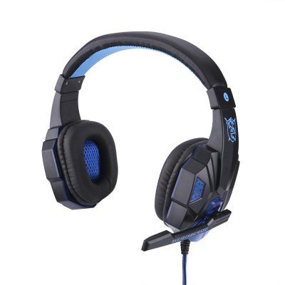 LED Gaming Headset