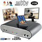 Premium Hi-Def 1080P SATA HDD Media Player (HDMI, KTV, More!)