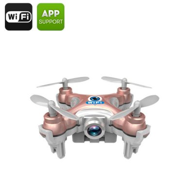 CX-10W Mini Drone (Rose)