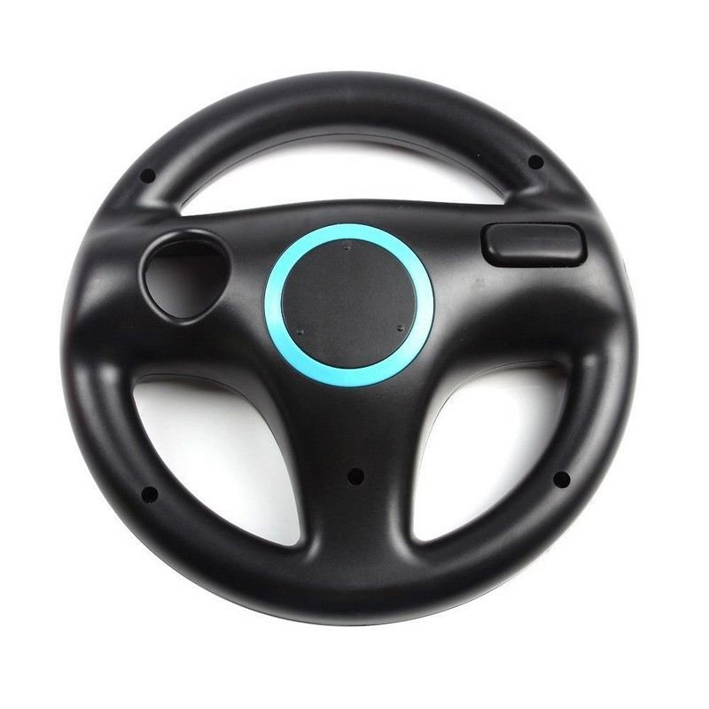 Exquisite Racing Steering Wheel (Opp bag Package) black