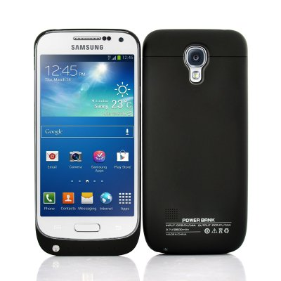 Battery Case for Samsung Galaxy S4 Mini