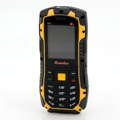 Runbo X1 Rugged Bar Phone
