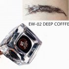 Eyebrow Fiber Cream Portable Lasting Waterproof Eyebrow Cream