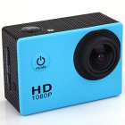 F23 Outdoor Action Camera   Blue