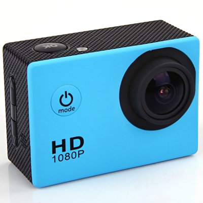 F23 Outdoor Action Camera - Blue