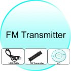 FM Transmitter for CVOP G256 Wireless Headphones   FM Transmitter
