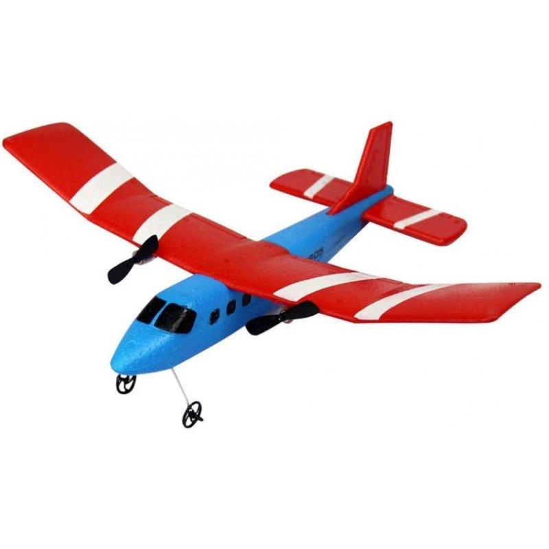 FX-805 Fly Bear Glider 2.4G 2CH RC Airplane Fixed Wing Plane Outdoor EPP (As Shown) Mode 2