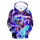 Fashion Cool Dragon Ball Super -Broly 3D Digital Printing Warm Hoodies for Women Men C style_S